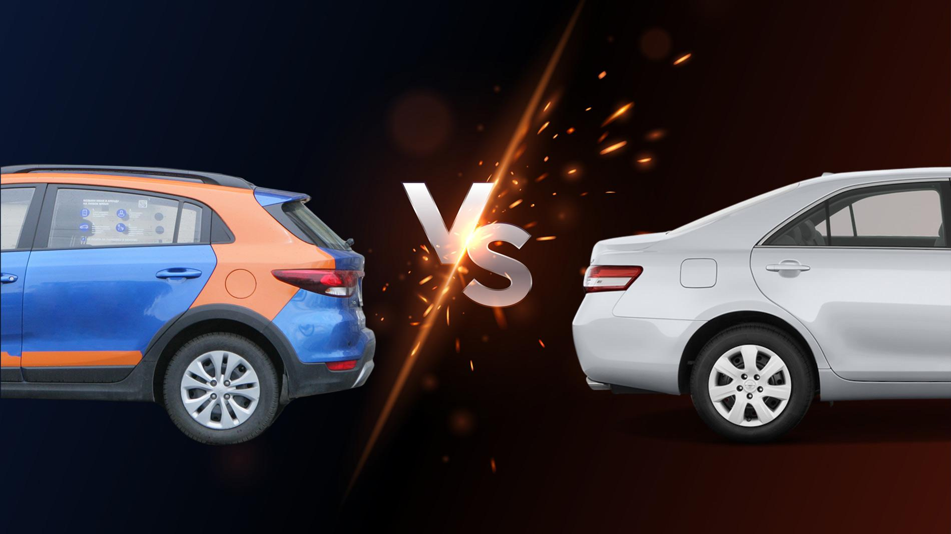 Личное авто против каршеринга. Есть ли смысл покупать машину или аренда  выгоднее?