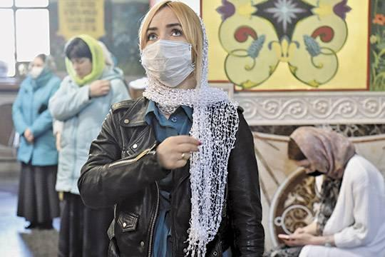 Эпидемия коронавируса поставила РПЦ на грань раскола